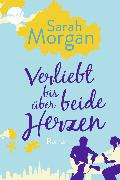Cover-Bild zu Morgan, Sarah: Verliebt bis über beide Herzen (eBook)