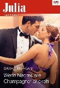 Cover-Bild zu Morgan, Sarah: Wenn Nächte wie Champagner prickeln (eBook)