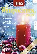 Cover-Bild zu Morgan, Sarah: Julia Weihnachtsband Band 32 (eBook)