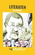 Cover-Bild zu KATAPULT-Verlag (Hrsg.): Literaten-Quartett