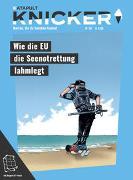 Cover-Bild zu KATAPULT Verlag (Hrsg.): KNICKER Ausgabe 10