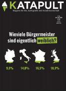 Cover-Bild zu KATAPULT-Verlag (Hrsg.): KATAPULT Magazin Ausgabe 18