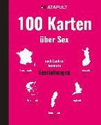 Cover-Bild zu KATAPULT Verlag (Hrsg.): 100 Karten über Sex