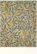 Cover-Bild zu Morris, William (Künstler): Postkarte Frucht oder Granatapfel, 1862