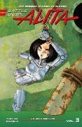 Cover-Bild zu Kishiro, Yukito: Battle Angel Alita Deluxe 3 (Contains Vol. 5-6)