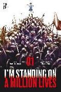 Cover-Bild zu Yamakawa, Naoki: I'm Standing on a Million Lives 1
