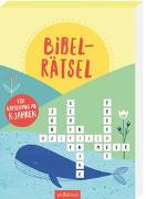 Cover-Bild zu Hesse, Elke: Bibel-Rätsel