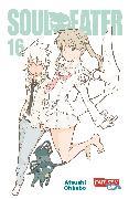 Cover-Bild zu Ohkubo, Atsushi: Soul Eater, Band 16