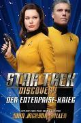 Cover-Bild zu Miller, John Jackson: Star Trek - Discovery: Der Enterprise-Krieg