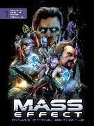 Cover-Bild zu Walters, Mac: Mass Effect Library Edition Volume 1