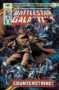 Cover-Bild zu John Jackson Miller: Battlestar Galactica (Classic): Counterstrike TP