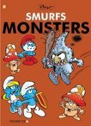 Cover-Bild zu Peyo: Smurfs Monsters, The