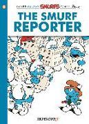 Cover-Bild zu Peyo: The Smurfs #24: The Smurf Reporter