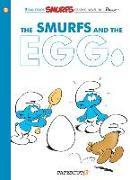 Cover-Bild zu Yvan Delporte: Smurfs #5: The Smurfs and the Egg, The