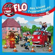 Cover-Bild zu Ein echter Notfall (Flo, das kleine Feuerwehrauto 15) (Audio Download) von Mörken, Christian