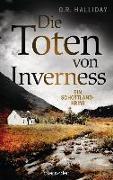 Cover-Bild zu Die Toten von Inverness von Halliday, G.R.