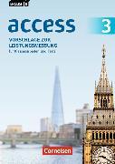 Cover-Bild zu English G Access 3. 7. Schuljahr. Vorschläge zur Leistungsmessung von Rademacher, Jörg (Hrsg.)