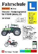Cover-Bild zu Fahrschule L - Theorie-Testprogramm für F/G/M (Mofa) 23 2019/2020