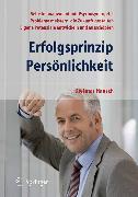 Cover-Bild zu Erfolgsprinzip Persönlichkeit (eBook) von Hansch, Dietmar