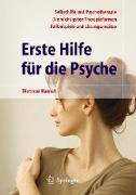 Cover-Bild zu Erste Hilfe für die Psyche von Hansch, Dietmar