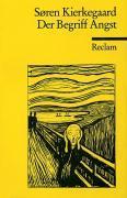 Cover-Bild zu Der Begriff Angst von Kierkegaard, Sören