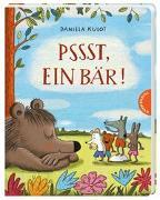 Cover-Bild zu Pssst, ein Bär! von Kulot, Daniela