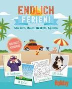 Cover-Bild zu HOLIDAY Mitmachbuch: Endlich Ferien! von Paschke, Viktoria