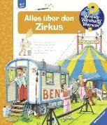Cover-Bild zu Alles über den Zirkus von Nieländer, Peter