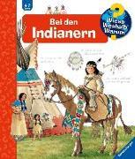 Cover-Bild zu Bei den Indianern von Weinhold, Angela