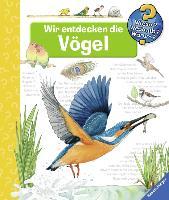 Cover-Bild zu Wir entdecken die Vögel von Mennen, Patricia