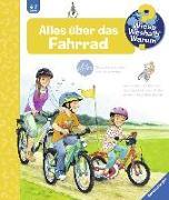 Cover-Bild zu Alles über das Fahrrad von Gernhäuser, Susanne