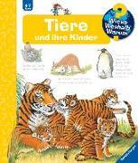 Cover-Bild zu Tiere und ihre Kinder von Rübel, Doris