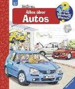 Cover-Bild zu Alles über Autos von Erne, Andrea