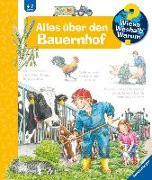 Cover-Bild zu Alles über den Bauernhof von Erne, Andrea