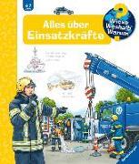 Cover-Bild zu Alles über Einsatzkräfte von Erne, Andrea