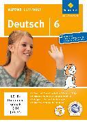Cover-Bild zu Alfons Lernwelt. Deutsch 6. Aktuelle Ausgabe. EL von Flierl, Ute