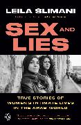 Cover-Bild zu Sex and Lies von Slimani, Leila