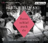 Cover-Bild zu Dann schlaf auch du von Slimani, Leïla