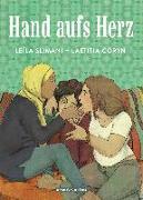 Cover-Bild zu Hand aufs Herz von Slimani, Leila
