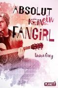 Cover-Bild zu Absolut (k)ein Fangirl (eBook) von Grey, Emma