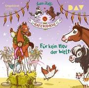 Cover-Bild zu Kolb, Suza: Die Haferhorde - Teil 10: Für kein Heu der Welt
