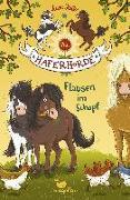 Cover-Bild zu Kolb, Suza: Die Haferhorde - Flausen im Schopf - Band 1