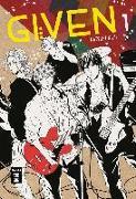 Cover-Bild zu Kizu, Natsuki: Given 01