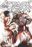 Cover-Bild zu Isayama, Hajime: Attack on Titan, Band 11