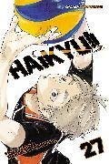 Cover-Bild zu Haruichi Furudate: Haikyu!! , Vol. 27
