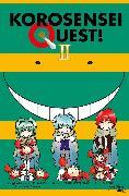 Cover-Bild zu Matsui, Yusei: Korosensei Quest! 2