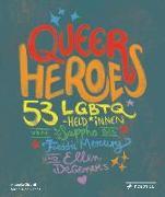 Cover-Bild zu Sicardi, Arabelle: Queer Heroes (dt.)