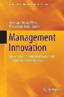 Cover-Bild zu Peris-Ortiz, Marta (Hrsg.): Management Innovation