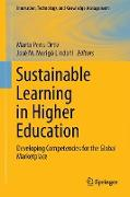Cover-Bild zu Peris-Ortiz, Marta (Hrsg.): Sustainable Learning in Higher Education