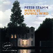 Cover-Bild zu Stamm, Peter: Wenn es dunkel wird - Erzählungen (Ungekürzte Lesung) (Audio Download)